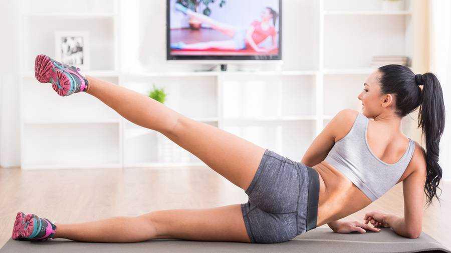 15 виит-тренировок на 20-25 минут для всего тела