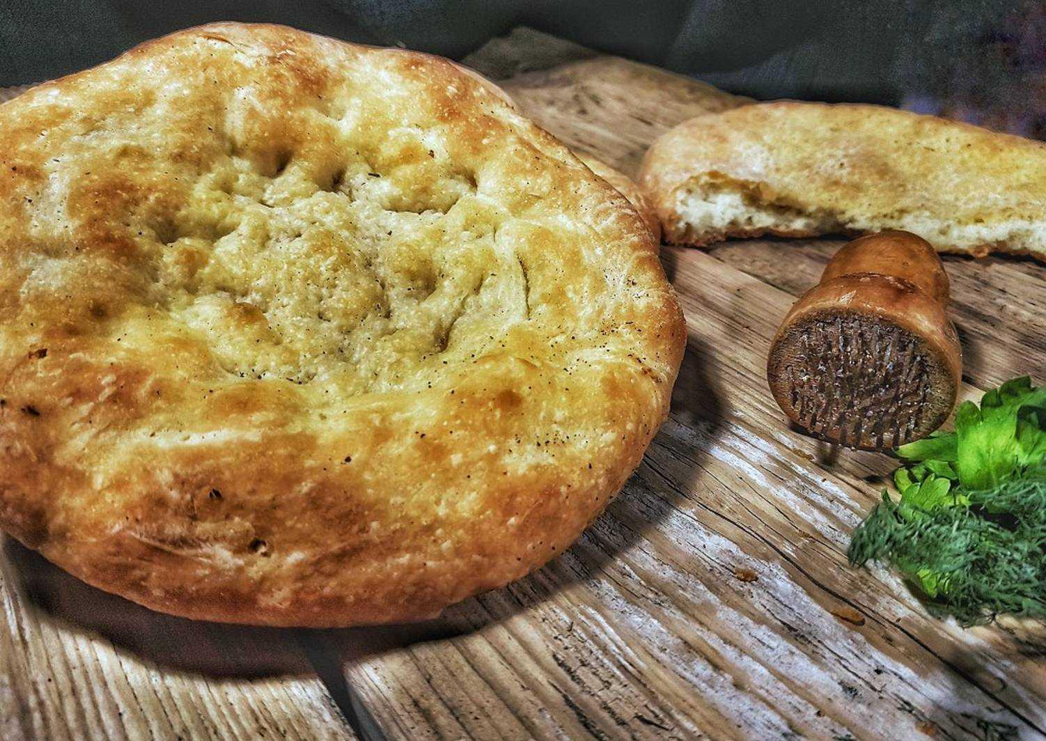 Армянская лепешка: рецепт приготовления с фото и нюансы готовки