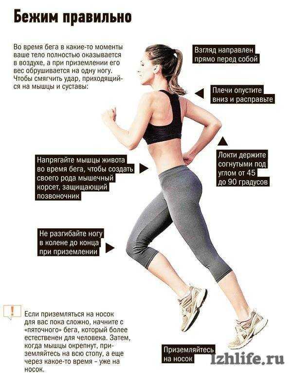 Как правильно бегать, чтобы похудеть. сколько нужно бегать, чтобы похудеть?