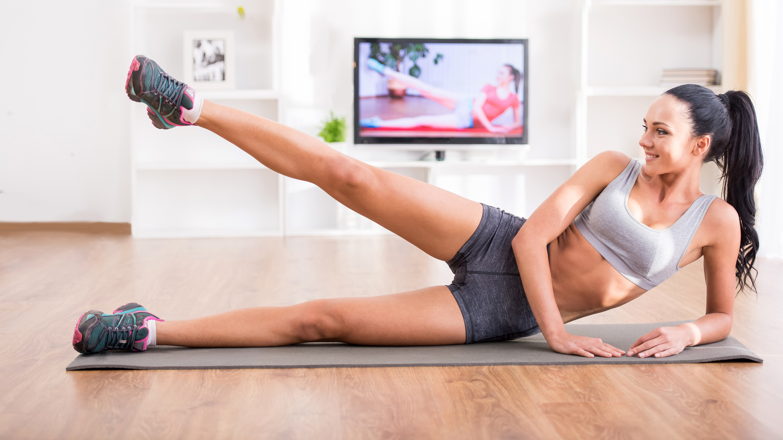Программы шейпинга для сброса лишнего веса в домашних условиях