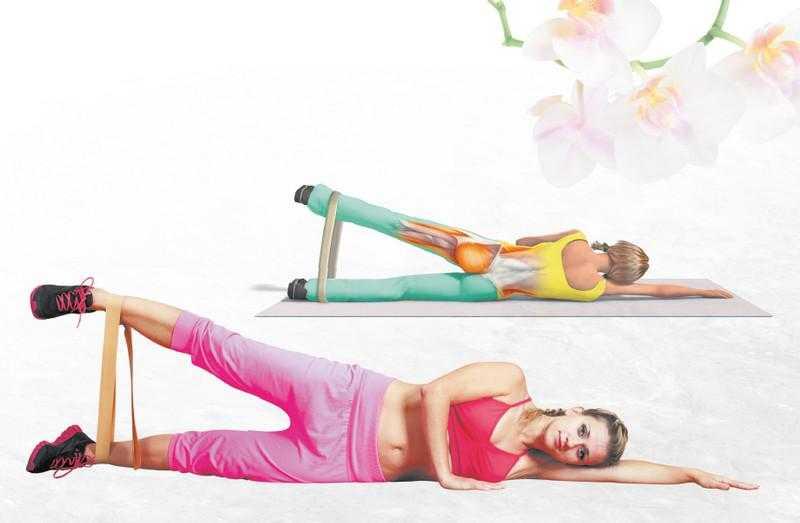 Как убрать ушки на бедрах: упражнения в домашних условиях и зале, чтобы убрать ушки на попе