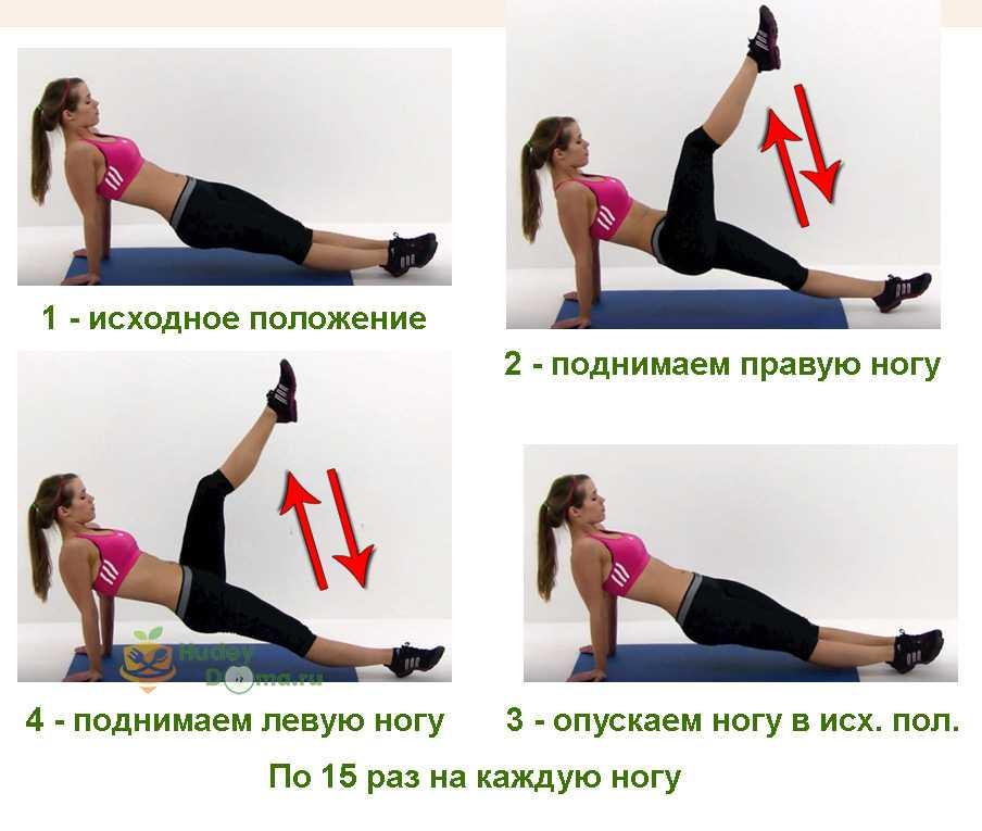 Предлагаем вам подборку качественных упражнений для мышц живота, который гарантировано помогут вам подтянуть пресс и избавиться от жира области талии