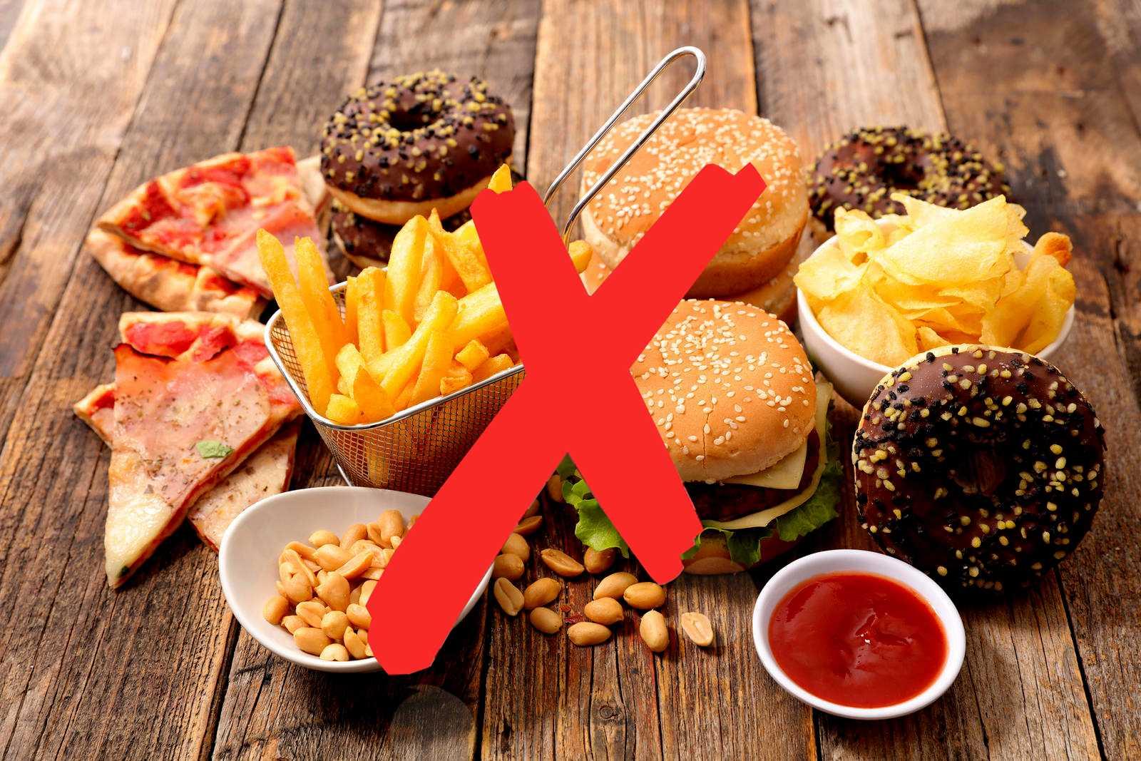 Чем же так вреден фаст-фуд и насколько может быть опасна эта еда?