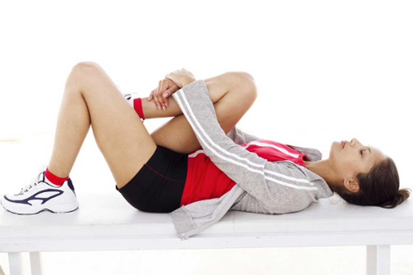 Крепатура мышц что это, как снять боль после тренировки