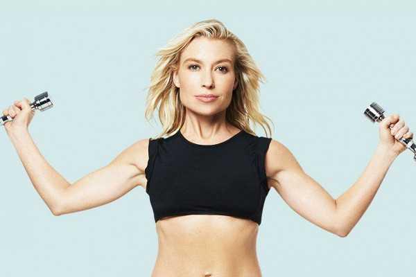 Трейси андерсон: «метаморфозы 90 дней» — программа для похудения