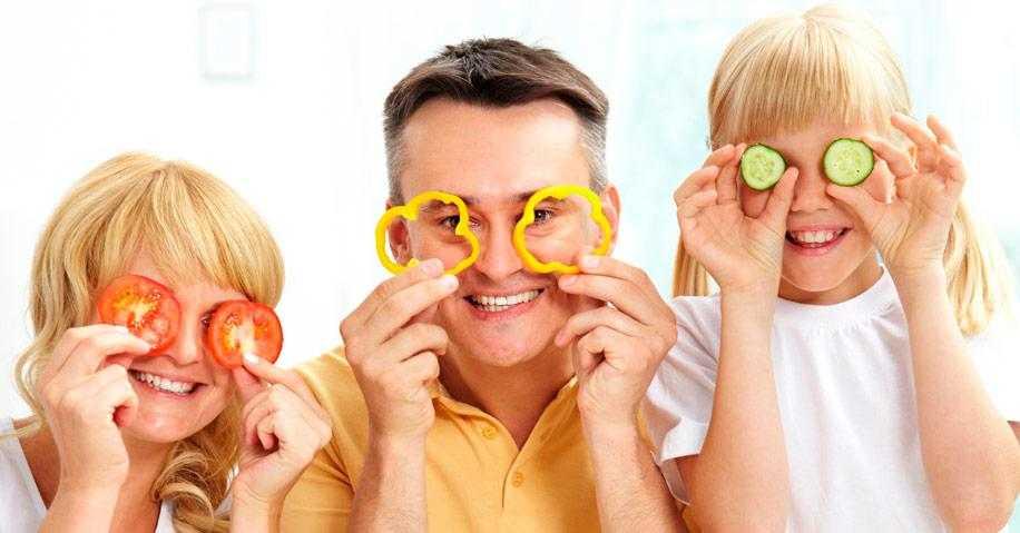 5 самых полезных продуктов для улучшения зрения и правила питания