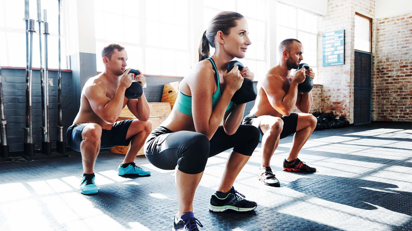7 интенсивных тренировок на 1000 калорий от fitforcefx