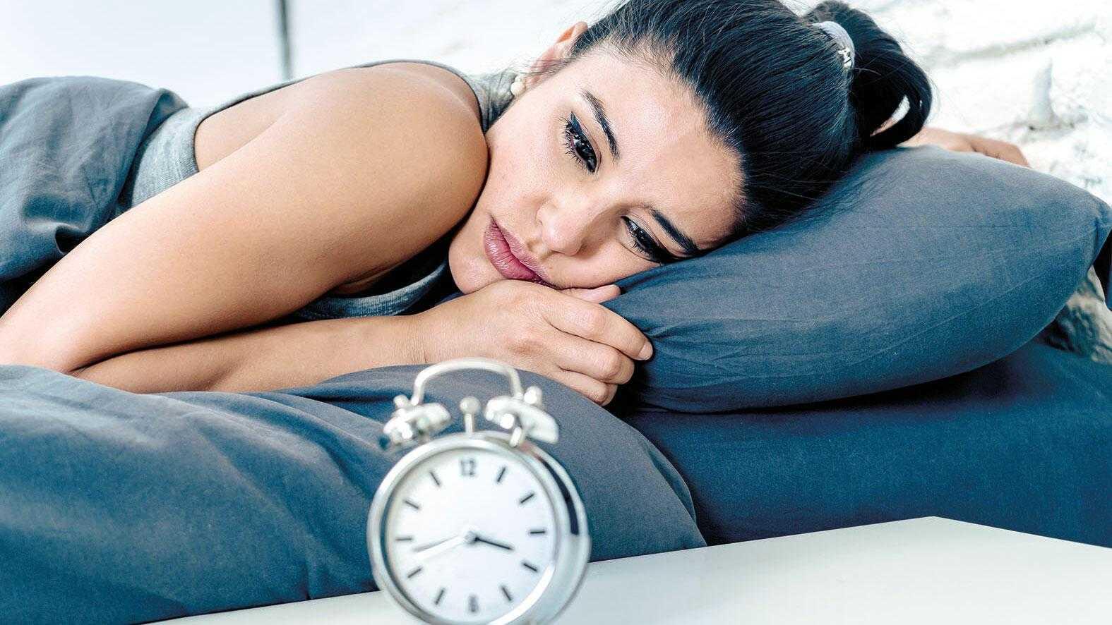 Пять опасных заболеваний, которые грозят вам, если выпоздно ложитесь спать