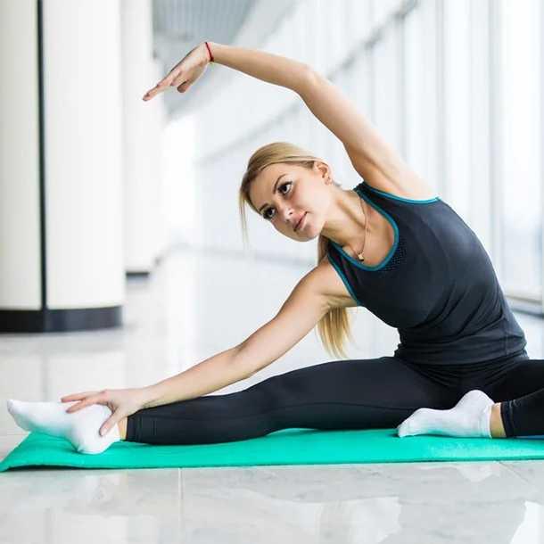 The booty barre plus abs & arms: программа трейси маллет для продвинутых