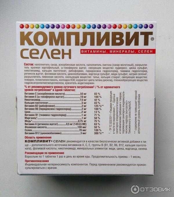 Как подобрать правильный витаминный комплекс.