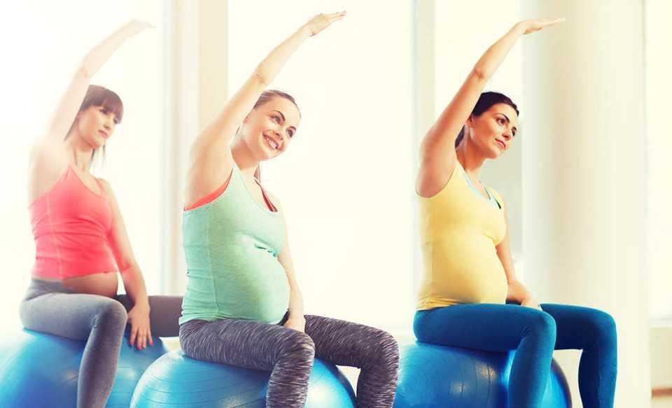 15 тренировок для беременных от сюзанны боуэн: обзор