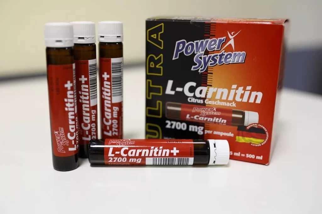 L-карнитин: для чего нужен мужчине, польза и вред, отзывы