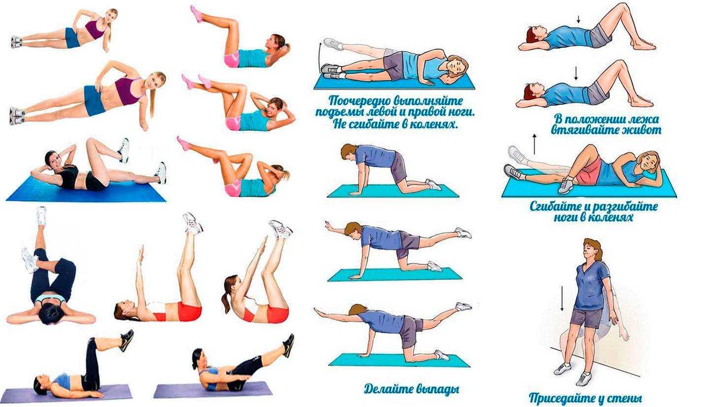 Топ-34 упражнения на растяжку, которые подарят вам новое тело!