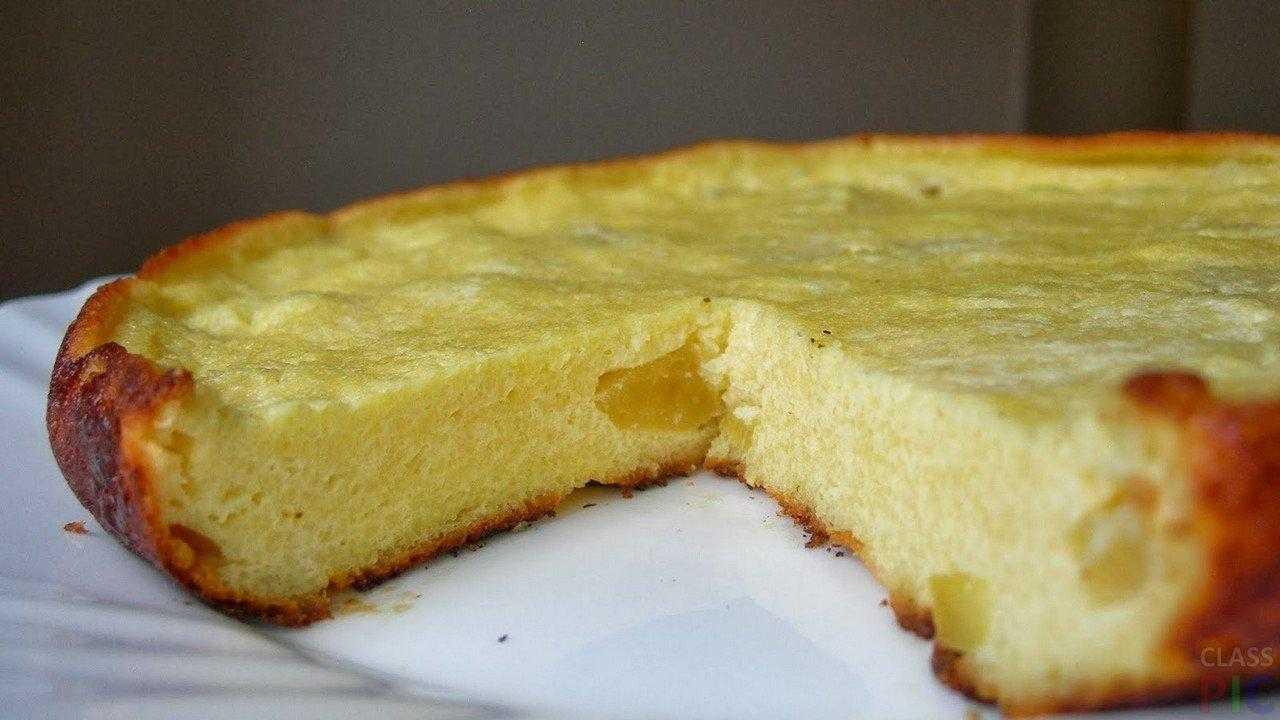 Лимонно-творожная запеканка – кулинарный рецепт