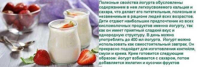 Йогурт – польза или вред?