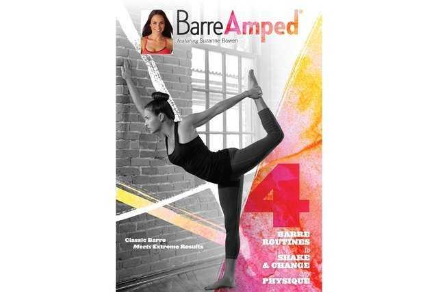 Жиросжигающая балетная кардио-тренировка от сюзанны боуэн