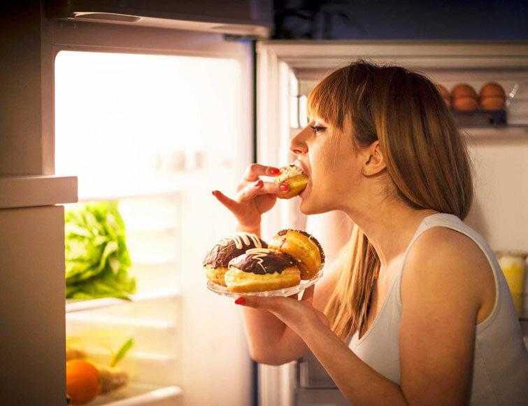 Как избавиться от переедания самостоятельно раз и навсегда - советы |