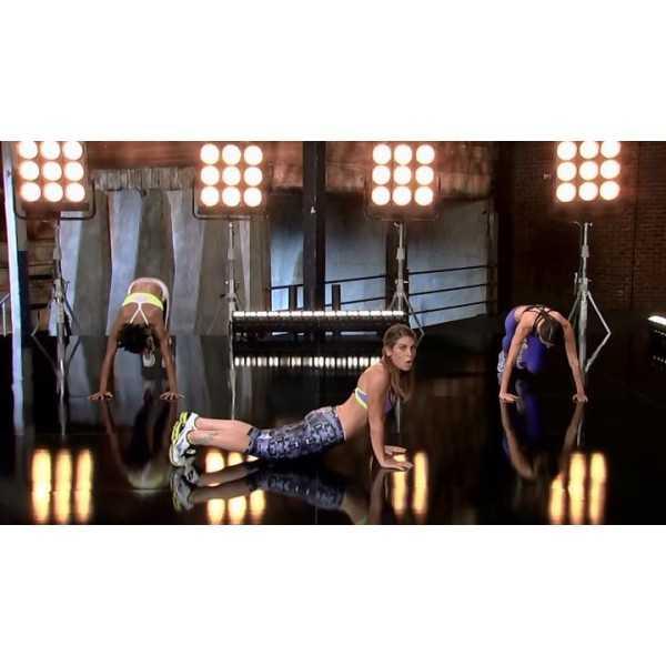 Все тренировки джиллиан майклс в удобной сводной таблице!