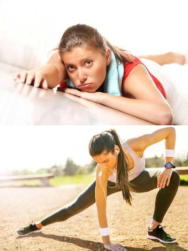 Как заставить себя заниматься спортом: советы психолога