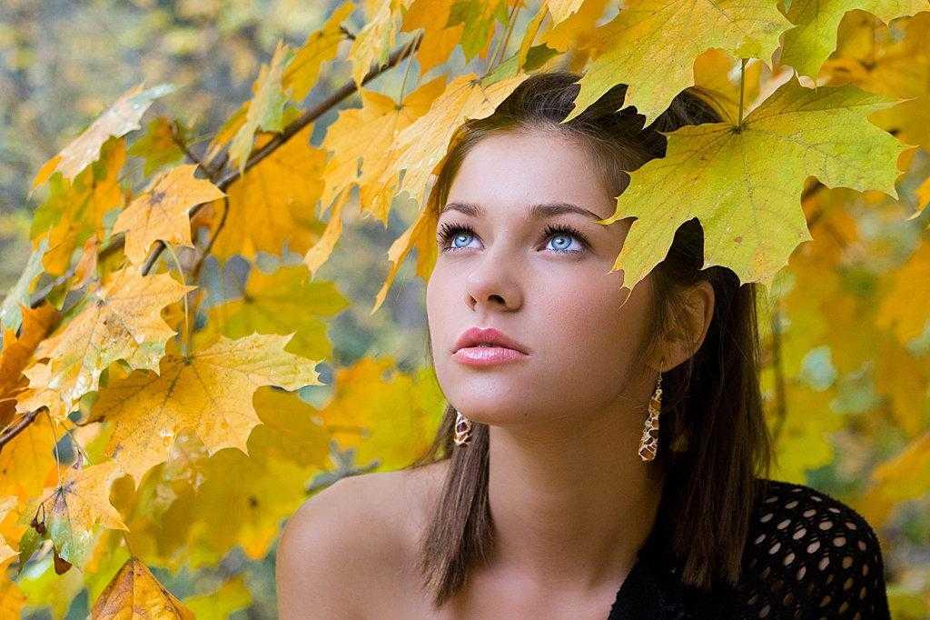 Все тонкости ухода за кожей лица осенью