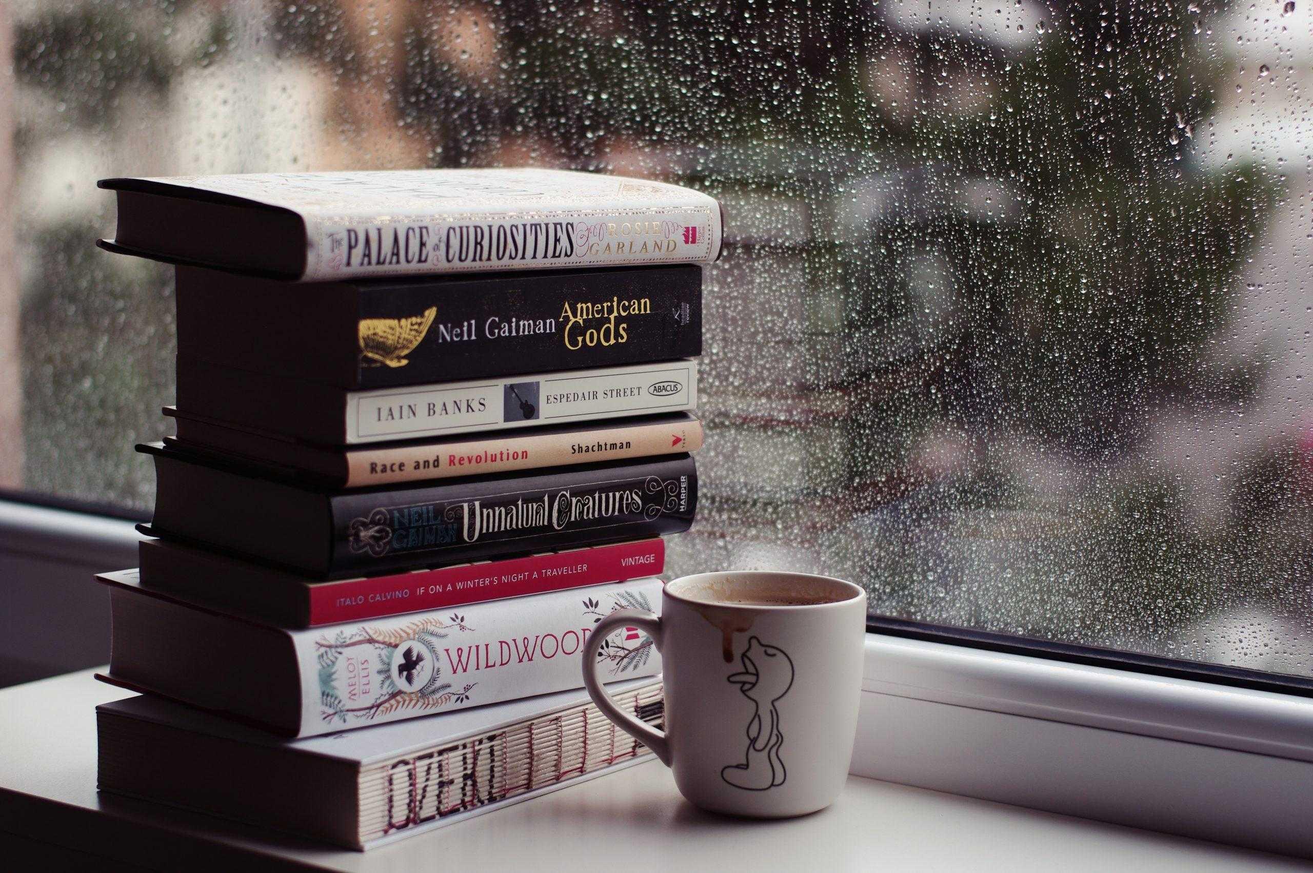 Книжная полка: что читать для пользы уму и телу