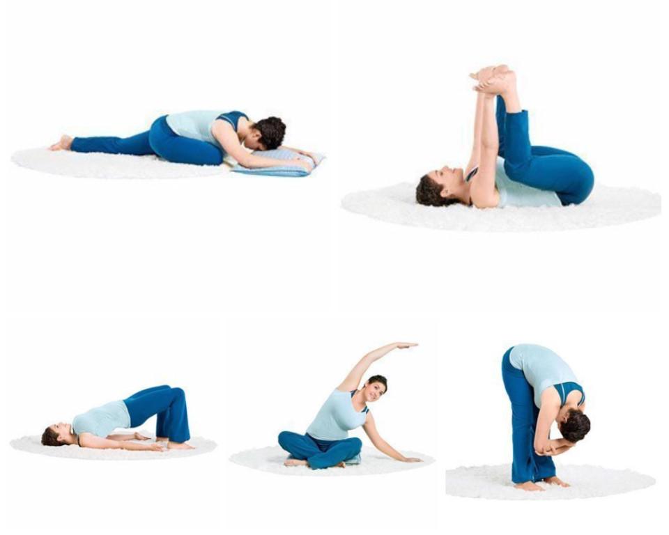 Йога на ночь: можно ли заниматься (польза и вред), упражнения для начинающих