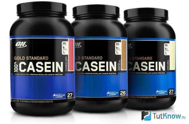Казеиновый протеин – вся правда о белке