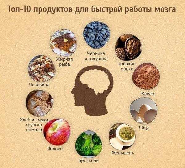 Улучшить память и работу мозга: хорошие народные средства