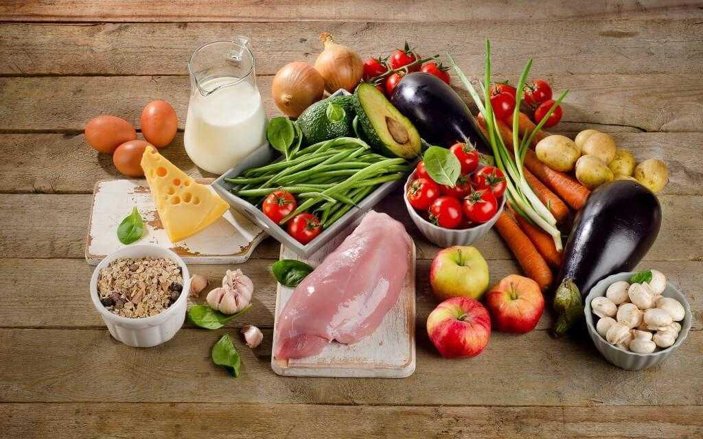 Сбалансированное питание — меню, правила, рацион