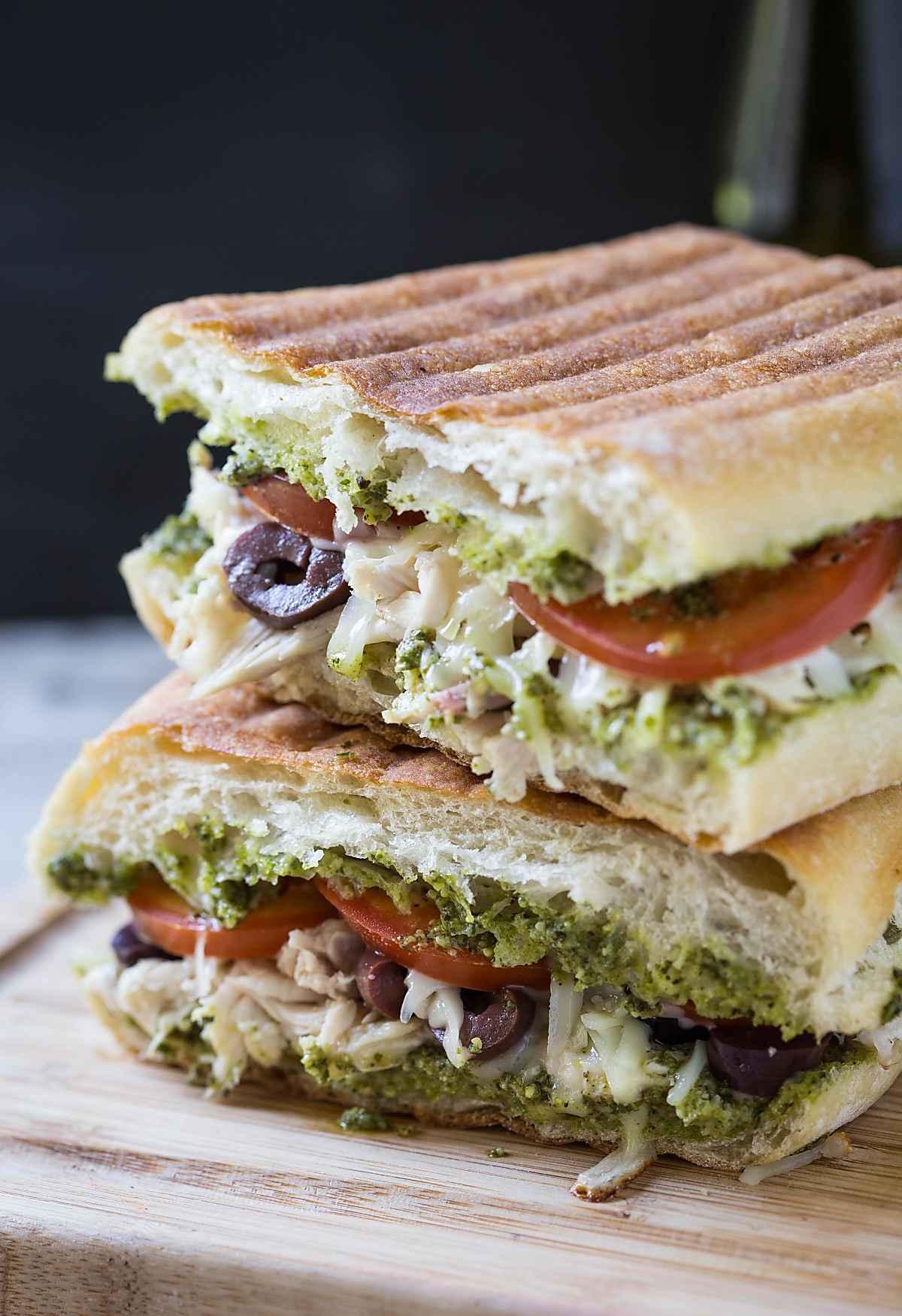 Как сделать сендвичи по пошаговым рецептам с фото