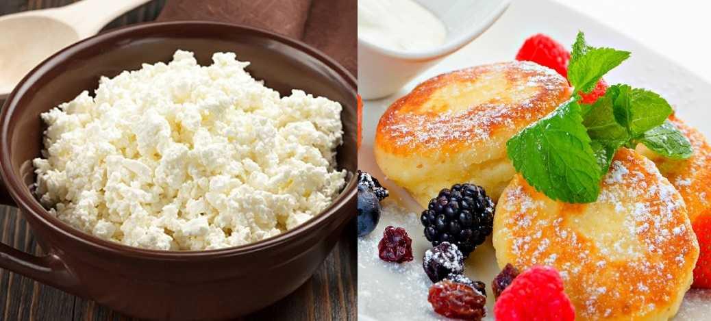 Диетические блюда из творога при похудении и правильном питании: что можно на диете, выпечка в духовке, творожные десерты и другие блюда