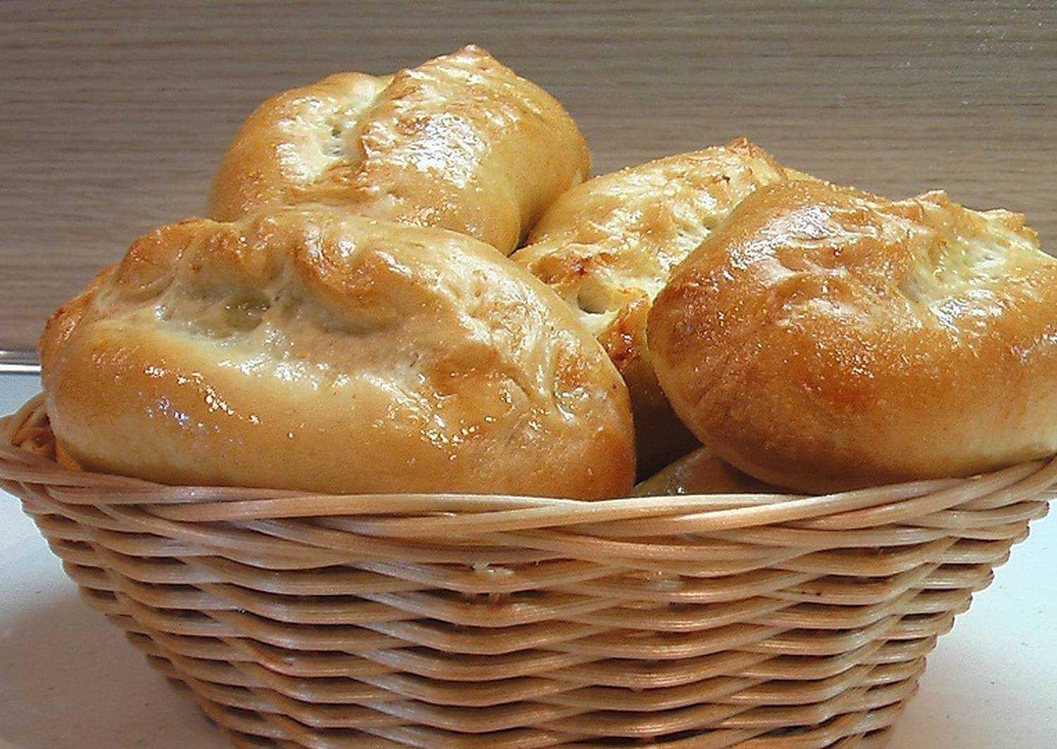 Пирожки с грибами от Herbalife Nutrition: рецепт, ингредиенты и фото