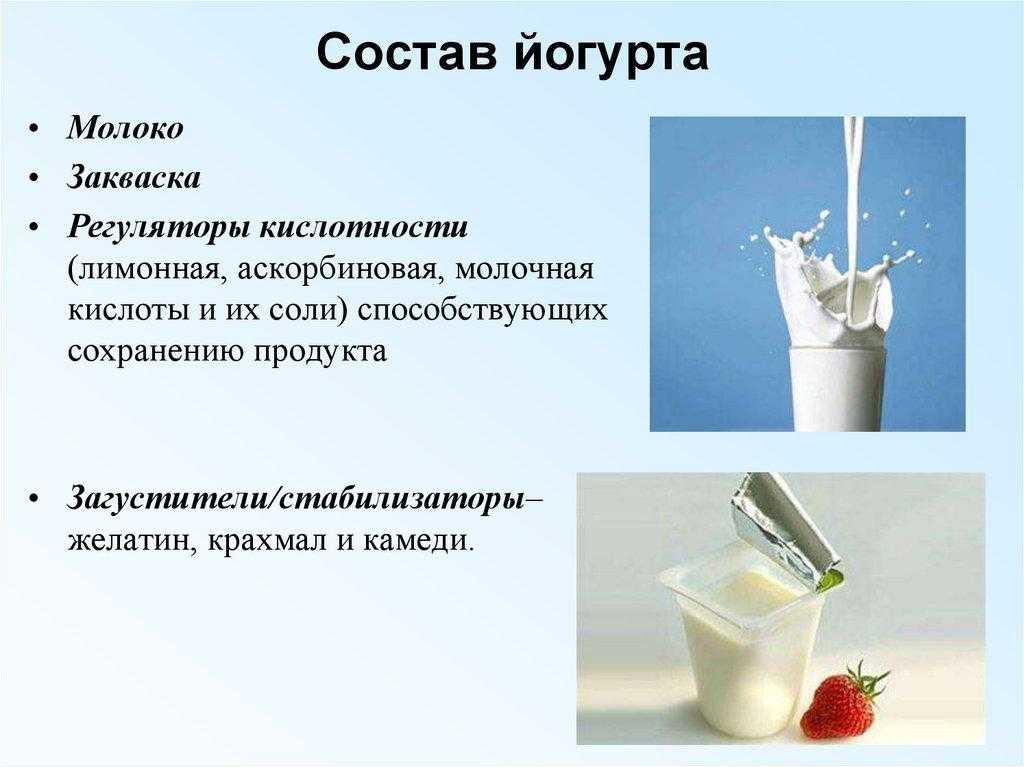 Чем опасны йогурты? 10 «полезных» продуктов, которые на самом деле
