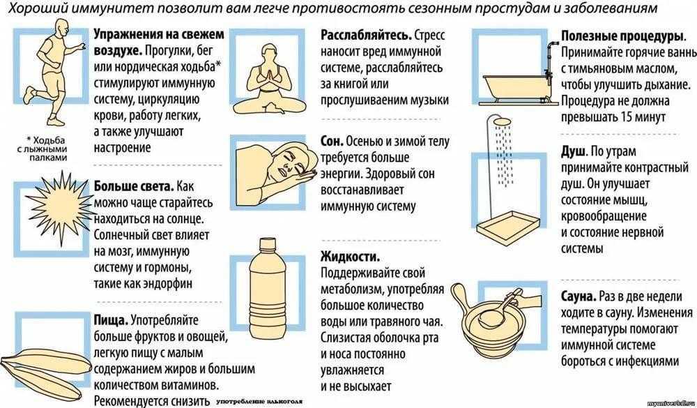 8 способов повысить иммунитет. только это и работает - лайфхакер