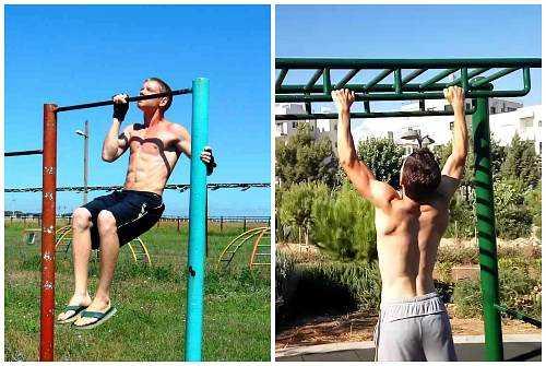 Какие мышцы можно накачать на брусьях — спорт и красота