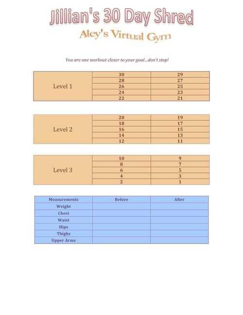 Тренировки с джиллиан майклс: обзор и особенности