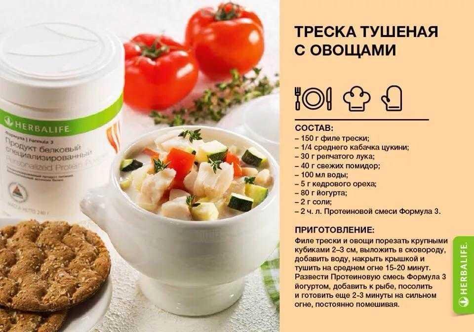 Сбалансированное питание для похудения: меню на неделю для женщин