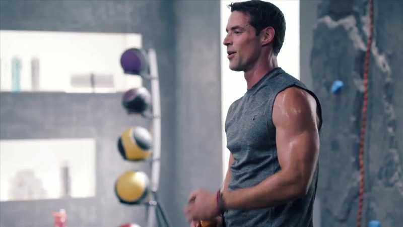 Total body transformation workout: тренировка для всего тела с бобом харпером