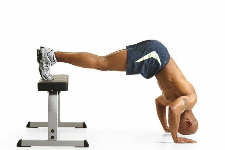 Комплекс лучших базовых и изолирующих упражнений на трицепсы   rulebody.ru — правила тела