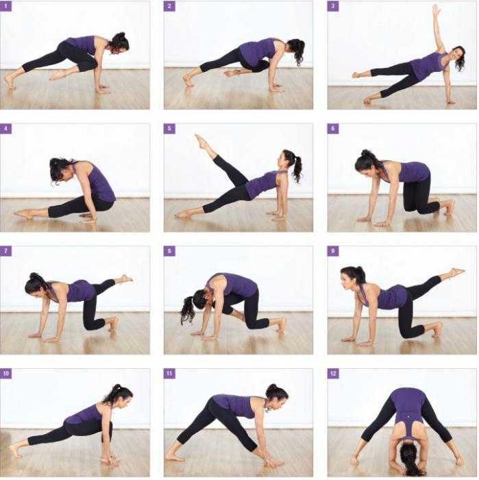 Система пилатес: классические (базовые) упражнения - школа тела