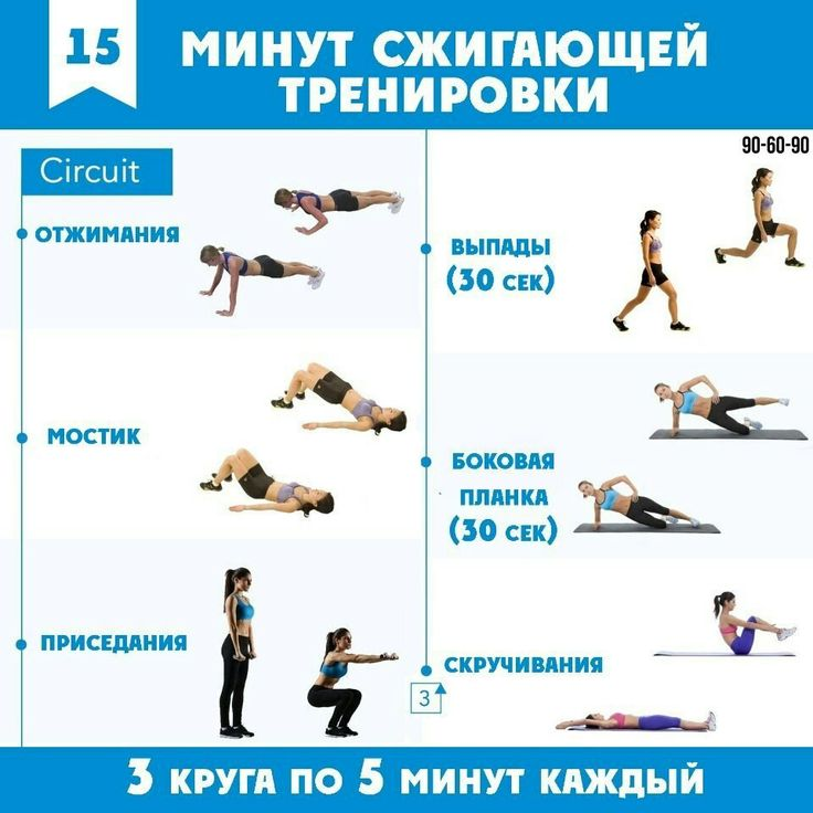 Кардио-тренировки в домашних условиях: упражнения + план занятий для начинающих и для продвинутых