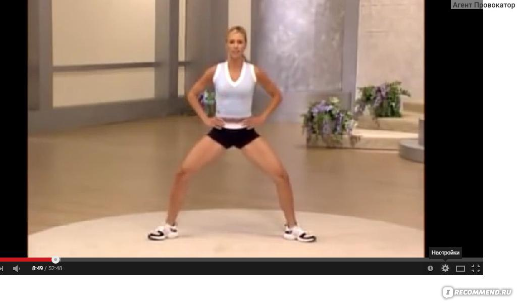 Ищете программу, с которой можно сжигать жир и улучшать формы тела Попробуйте Fat Blasting Bootcamp – взрывную тренировку для всего тела от Синди Уитмарш
