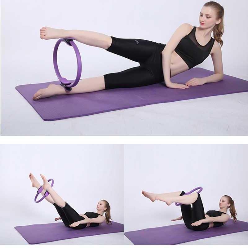 Изотоническое кольцо для пилатеса: комплекс эффективных упражнений — life-sup.ru