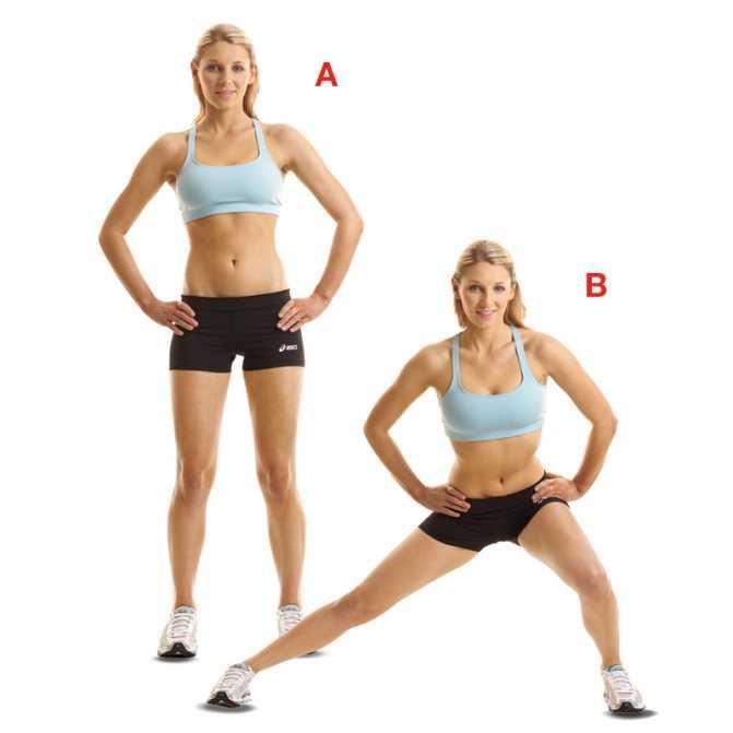 10 эффективных упражнений для внешней части бедра (зона галифе) в домашних условиях без приседаний и выпадов, которые помогут вам быстро получить стройные ноги