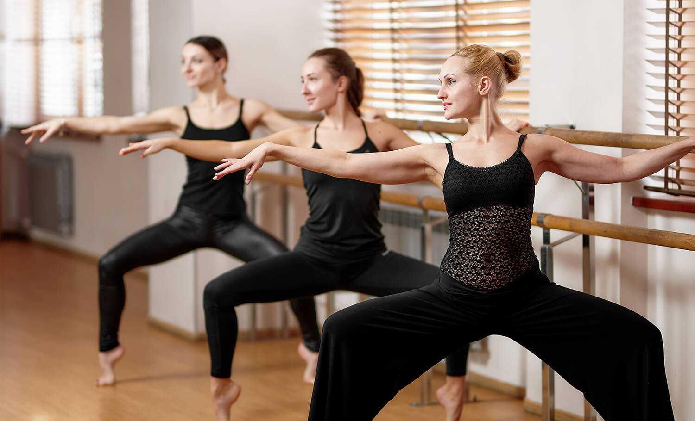 Балетная программа для красивого тела ballet beautiful