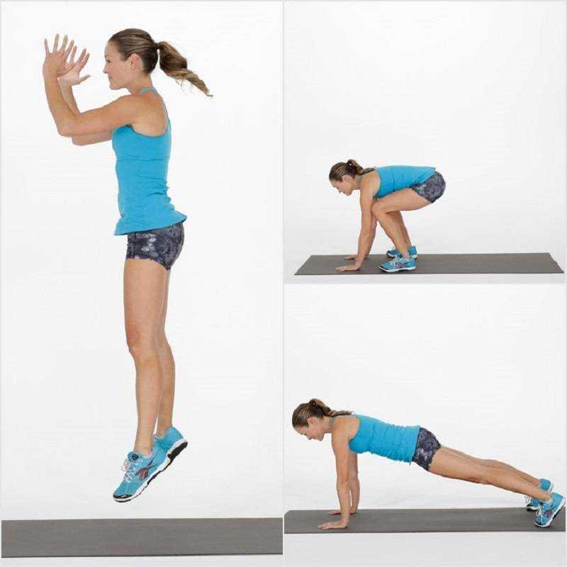 Табата – короткая жиросжигающая тренировка для эффективного похудения