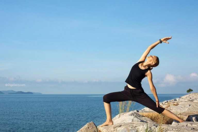 Йога для похудения - 10 простых и эффективных упражнений