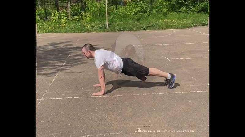 Обратные отжимания: техника выполнения от скамьи и другие вариации