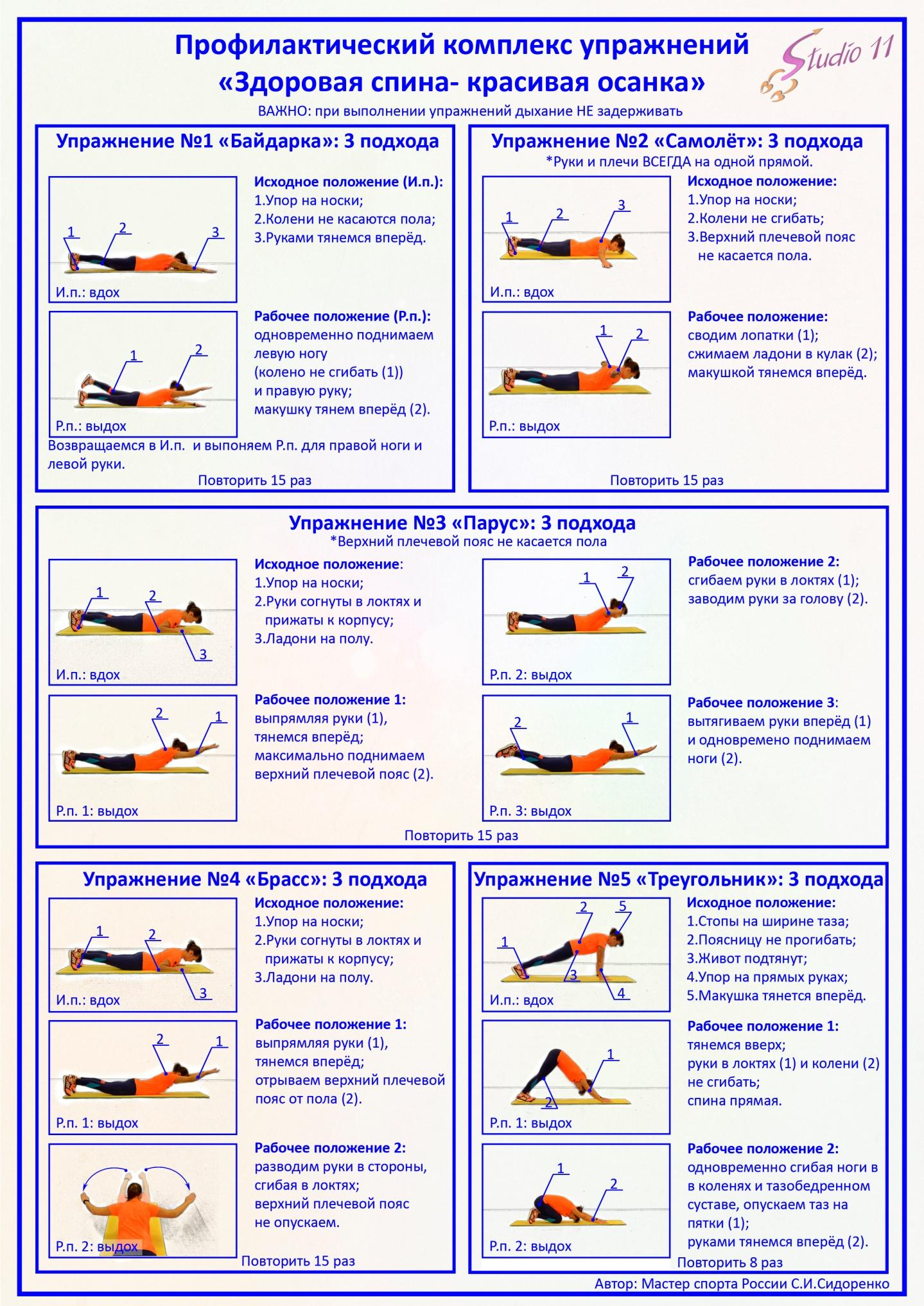 Гимнастика для шеи по доктору шишонину — полный комплекс упражнений