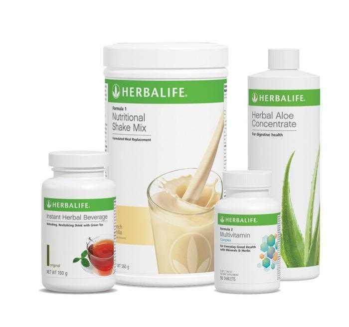 Гербалайф: протеиновый коктейль для похудения, реальное действие